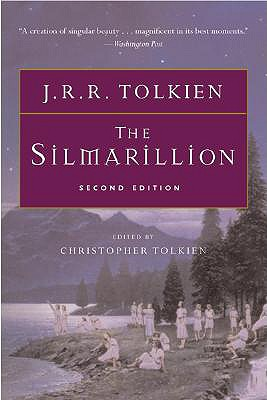 The Silmarillion (2nd Edition) by Tolkien, J. R. R./ Tolkien, Christopher [Hardcover]